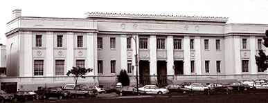 Vetrans Memorial Building, 1931 Center Street, Berkeley, CA